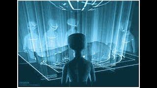 Сбежавший с НЛО рассказал,что происходит с похищенными людьми на корабле пришельцев.Мнительным не см