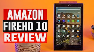 Amazon Fire HD10 Tablet|Watch Before You Buy