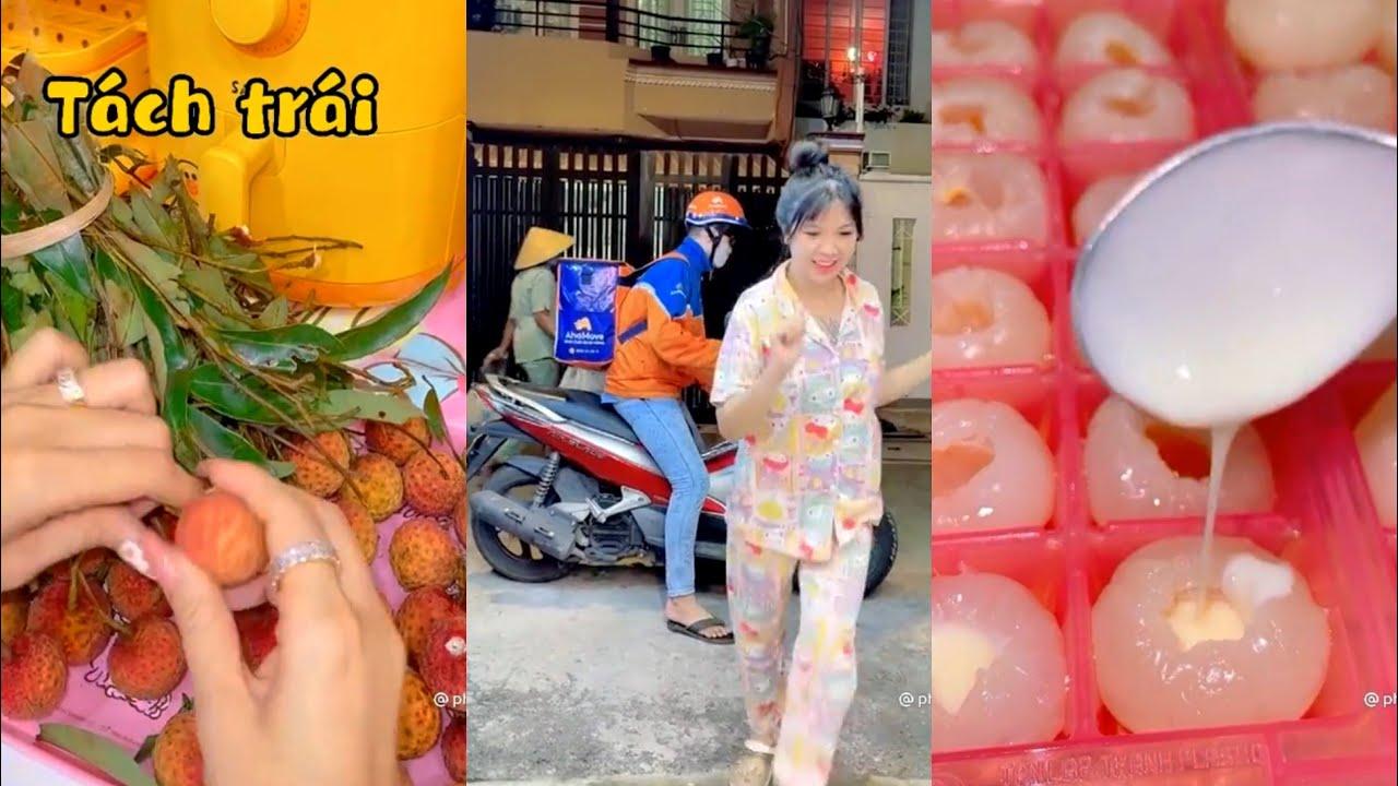 Vải Thiều Sữa Chua, Ngon Muốn Ngắy Xỉu   Phương Min Official