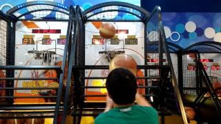 油塘大本型J-plus街頭籃球機練習777分