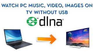 How to play video from pc to tv