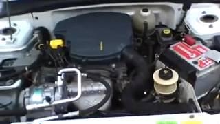 Автомобиль Dacia Solenza Дачия Соленза Видео обзор.