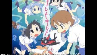 Nichijou Songs - Hyadain no Joujou Yuujou off vocal)