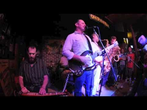 Eric Lindell feat Chris Jacobs- Bodega (Old Point Bar- Thur 5/3/12)