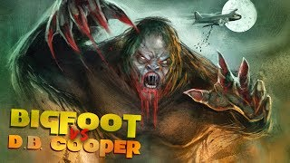 BIGFOOT VS. D.B. COOPER - Official Trailer