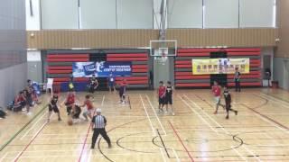 全港學界籃球馬拉松(文理V.S.鄧顯)第一節