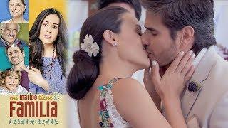 La boda de Julieta y Robert | Mi marido tiene familia | Televisa
