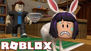 💗 WE ESCAPE FROM THE SHOP! | Roblox
