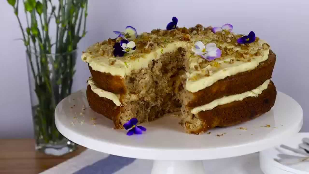 Hummingbird Cake Recipe Jamie Oliver: How To: Hummingbird Cake