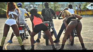 Bike Back - Cock It Up - Bang Bim - Ride It Dancehall Party Mix by DJ ShaqTown