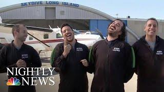 Meet The Men Behind 'Impractical Jokers'   NBC Nightly News