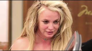 BRITNEY EMERGES IN PUBLIC DURING HER MK ULTRA REPROGRAMMING...