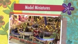 Scale Model House, City Tivoli, Cars |  Miniature Wonderland tivoli city Hobby 2017