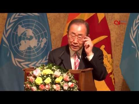 UN committed 'serious mistakes' to protect civilians in Sri Lanka: Ban Ki Moon
