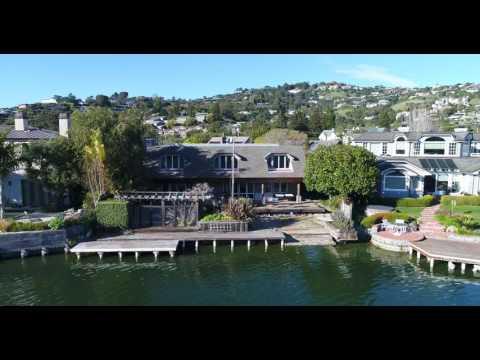 The Allen's Home Belvedere lagoon