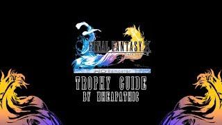 Final Fantasy X HD - Lightning Dancer Trophy