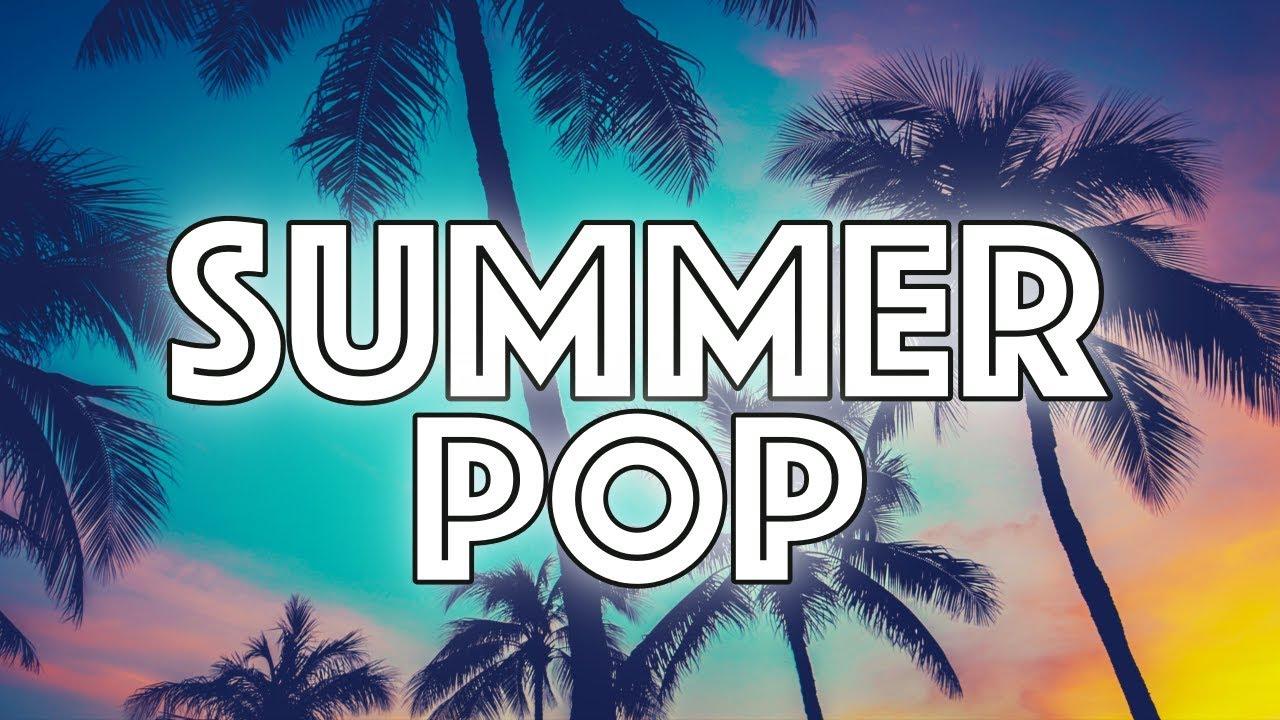 Fondo de musica pop