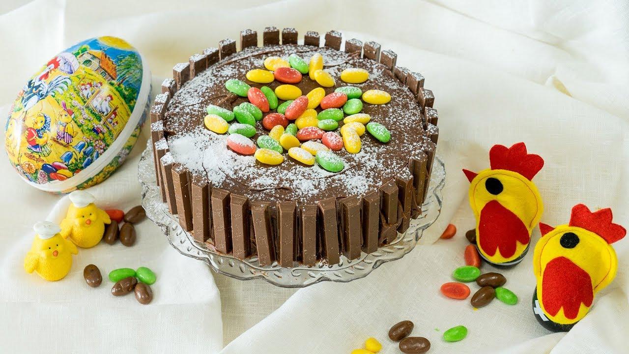 freia kvikk lunsj kake