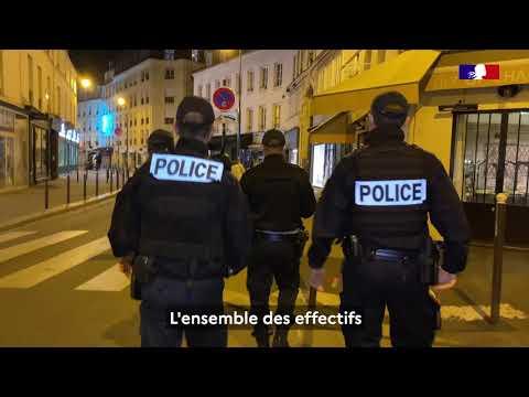 #CouvreFeu Analyse, pédagogie & discernement pour les premiers contrôles réalisés par les policiers