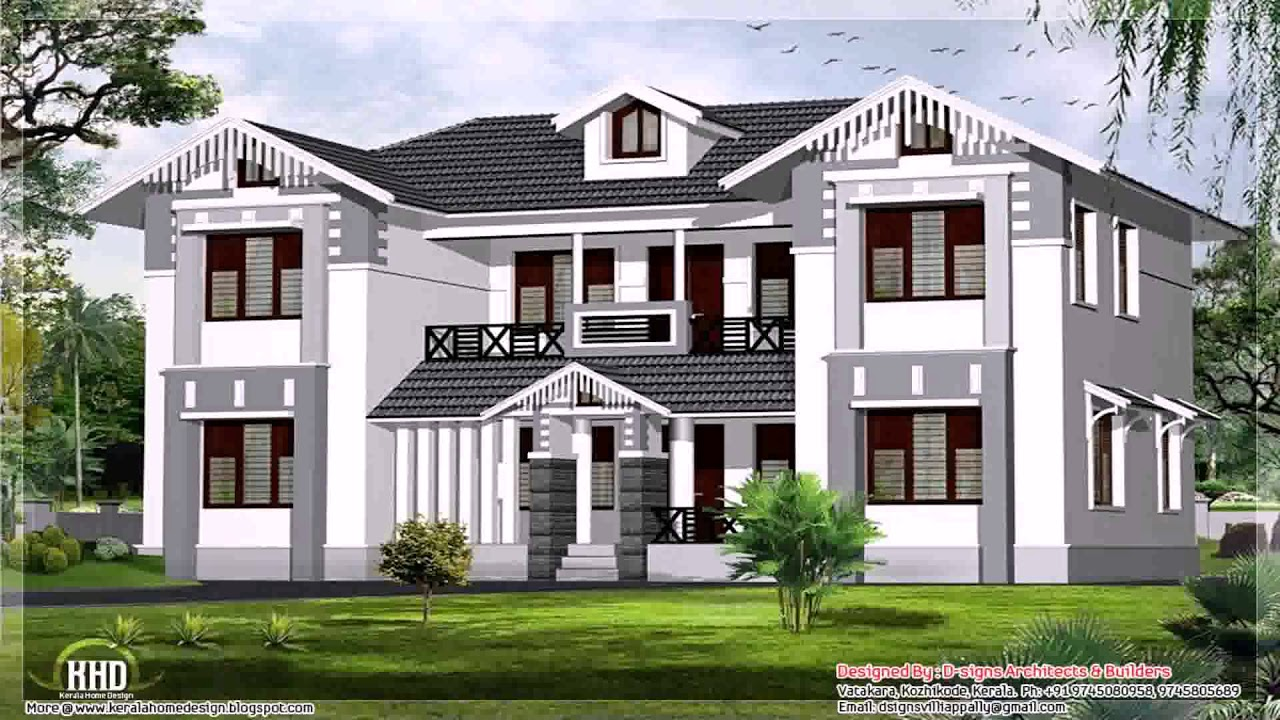 Indian Home Elevation Design Photo Gallery Youtube