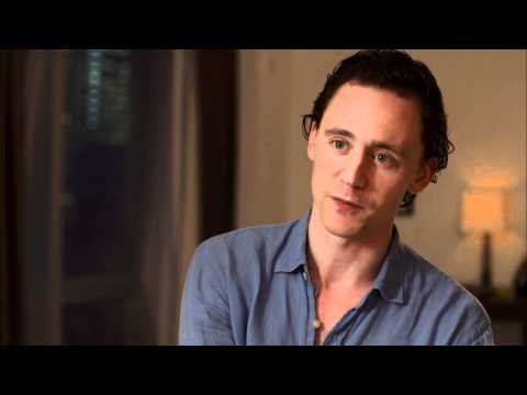 The Avengers: Official On Set Interview Tom Hiddleston [HD]