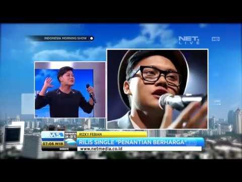 Single Terbaru Rizky Febian 'Penantian Berharga'
