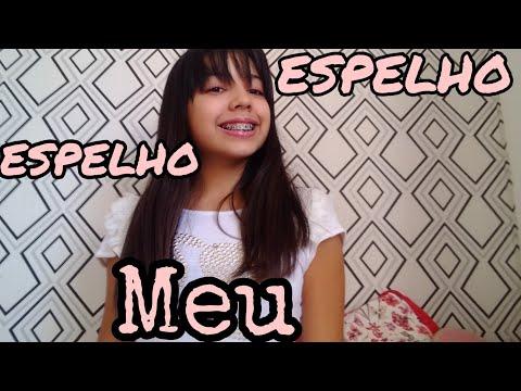ESPELHO ESPELHO MEU (TAG)  |Eduarda Sales