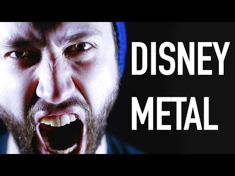 JUNGLE BOOK - Trust in Me - (DISNEY METAL/ROCK) cover version by Jonathan Young
