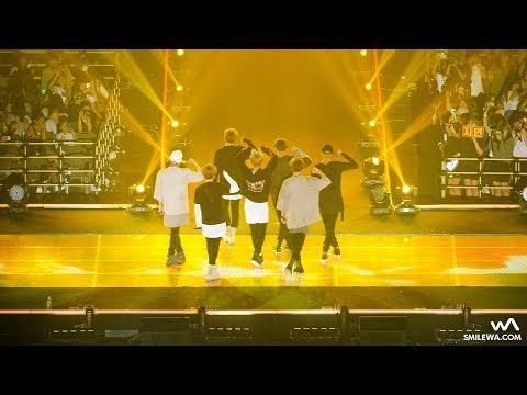 160907 방탄소년단 (BTS) '쩔어 (DOPE)' 4K 직캠 @힘찬함성 콘서트 4K Fancam by -wA-