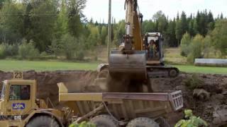 ROAD CONSTRUCTION 2009 PT 3 H264 2Mbit Widescreen