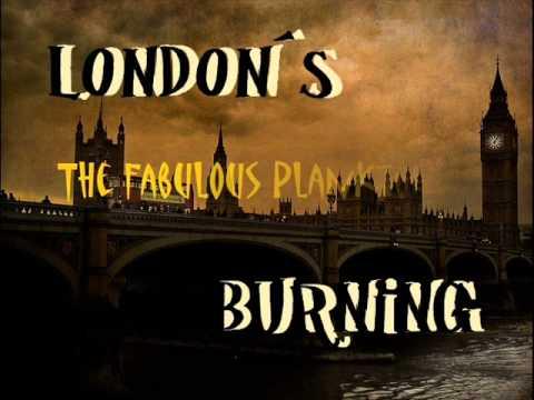 London's Bunrning The Fabulous Planktones