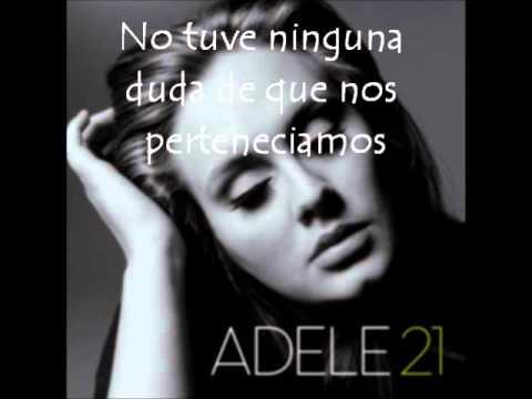 Make You Feel My Love  Adele Traducida Al Español