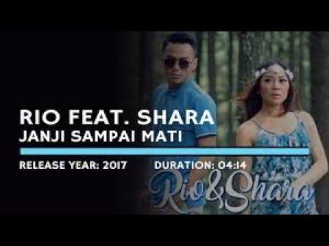 Karaoke JANJI SAMPAI MATI - RIO FT SHARA (Tanpa Vokal)
