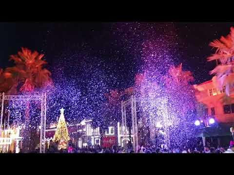 LIVE SNOW AT BOLLYWOOD PARK DUBAI