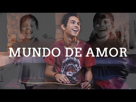 MUNDO DE AMOR - Gui Amaral | Clipe Oficial
