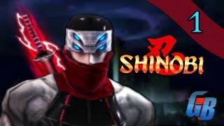 Shinobi (PS2) Let's Play part 1