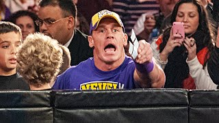 John Cena's funniest moments: WWE Playlist