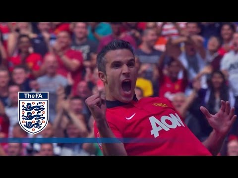 Manchester United 2-0 Wigan Athletic - Community Shield 2013 | Goals & Highlights