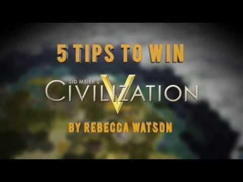 5 Tips for Winning Civilization V