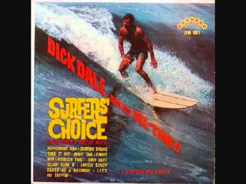 Dick Dale & His Del Tones - Surf Beat (1962)