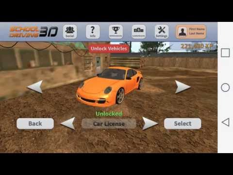 School Driving 3D e16  - Android GamePlay HD