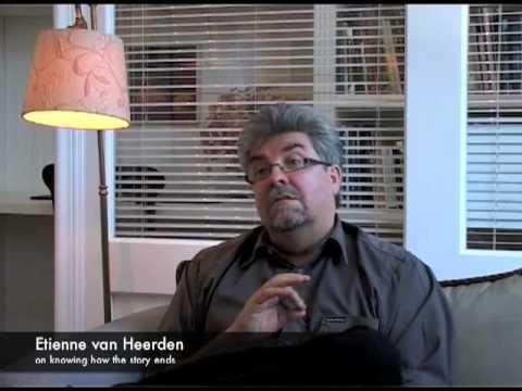 Etienne van Heerden on Writing #1