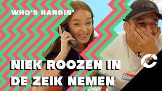 TEMPTATION LISA en NESIM nemen NIEK ROOZEN IN DE ZEIK! - CONCENTRATE Who's Hangin