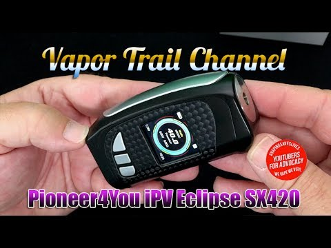 Pioneer4you iPV Eclipse +Giveaway & Ethos Crispy Treats - Fr