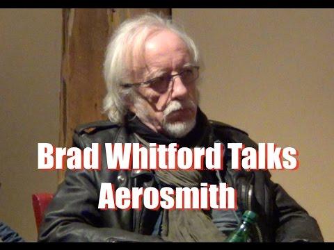 Brad Whitford Talks Aerosmith