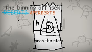 the binning off isek: aferberts | Zombey