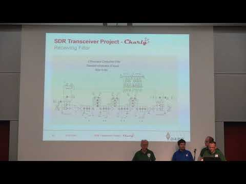 Erwin Rauh, DL1FY: Charly25 – SDR Transceiver Project – Community Development