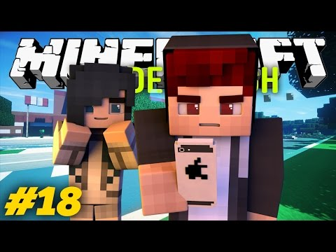 Yandere High - NEW HOTTIE! (Minecraft Roleplay) #18