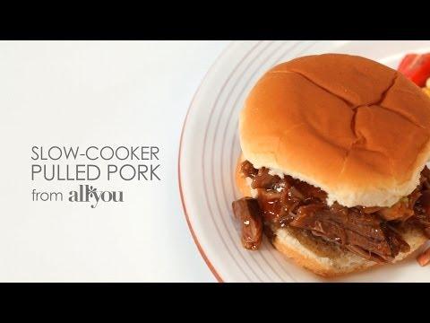 How To Make The Best Slow-Cooker Pulled Pork | MyRecipes