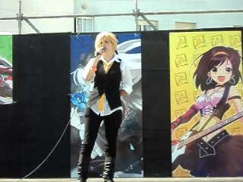 "Cosplay VI Salón Manga de Cádiz - Karaoke ""Servant of Evil"""